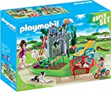 PLAYMOBIL PLAYMOBIL-70010 Super Set Familia jardín, Multicolor (70010)