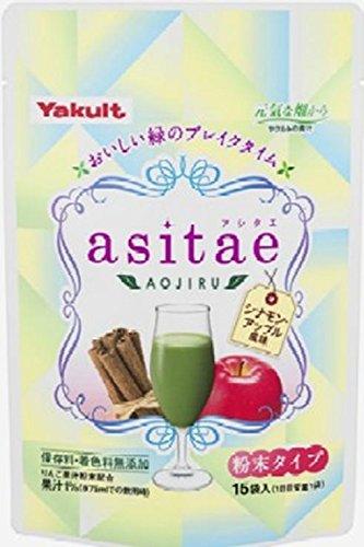 ヤクルトヘルスフーズ アシタエ 15袋入 69g(4.6g×15袋)