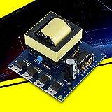 省エネ耐久インバーターボードDC 12V / 24VからAC 18VブーストモジュールPCB 0.1W-500Wランプ用ユニバーサルポータブルインバーターモジュール