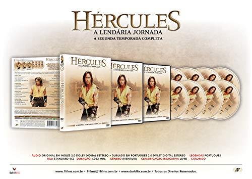 HÉRCULES, A LENDÁRIA JORNADA - A Segunda Temporada Completa