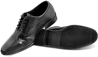 Sapato Social Em Couro Com Cadarço Estilo Fino