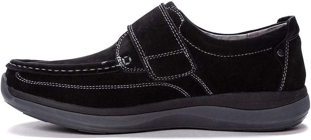 Propet Porter Men's Oxford Black