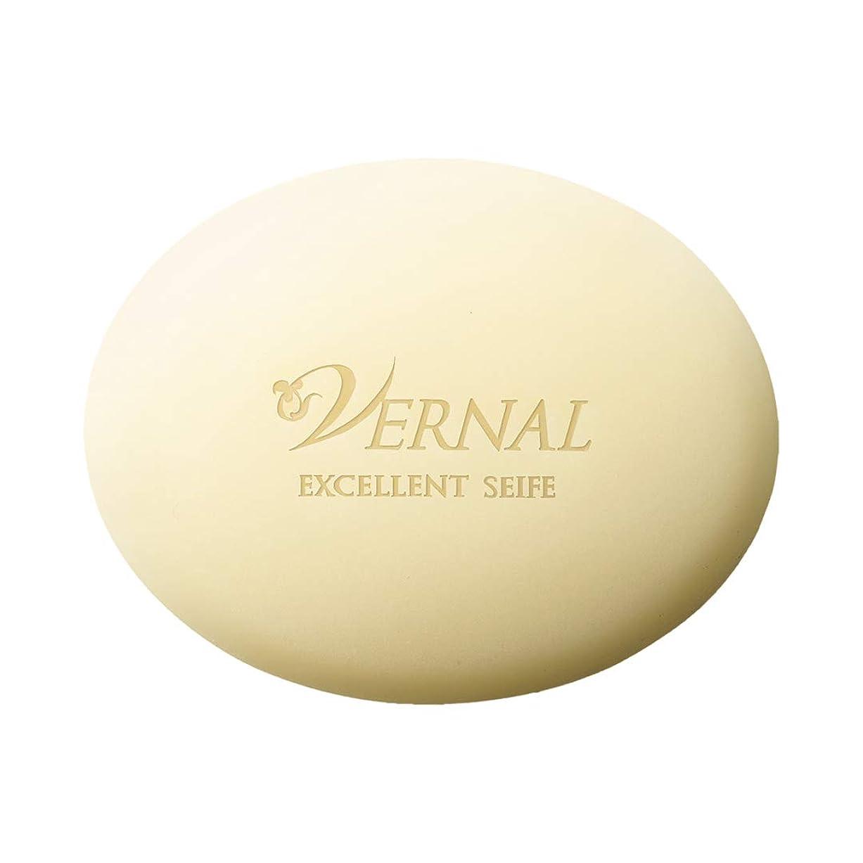 ソーシャル受け入れる退化するエクセレントザイフ110g/ヴァーナル 洗顔石鹸 仕上げ洗顔