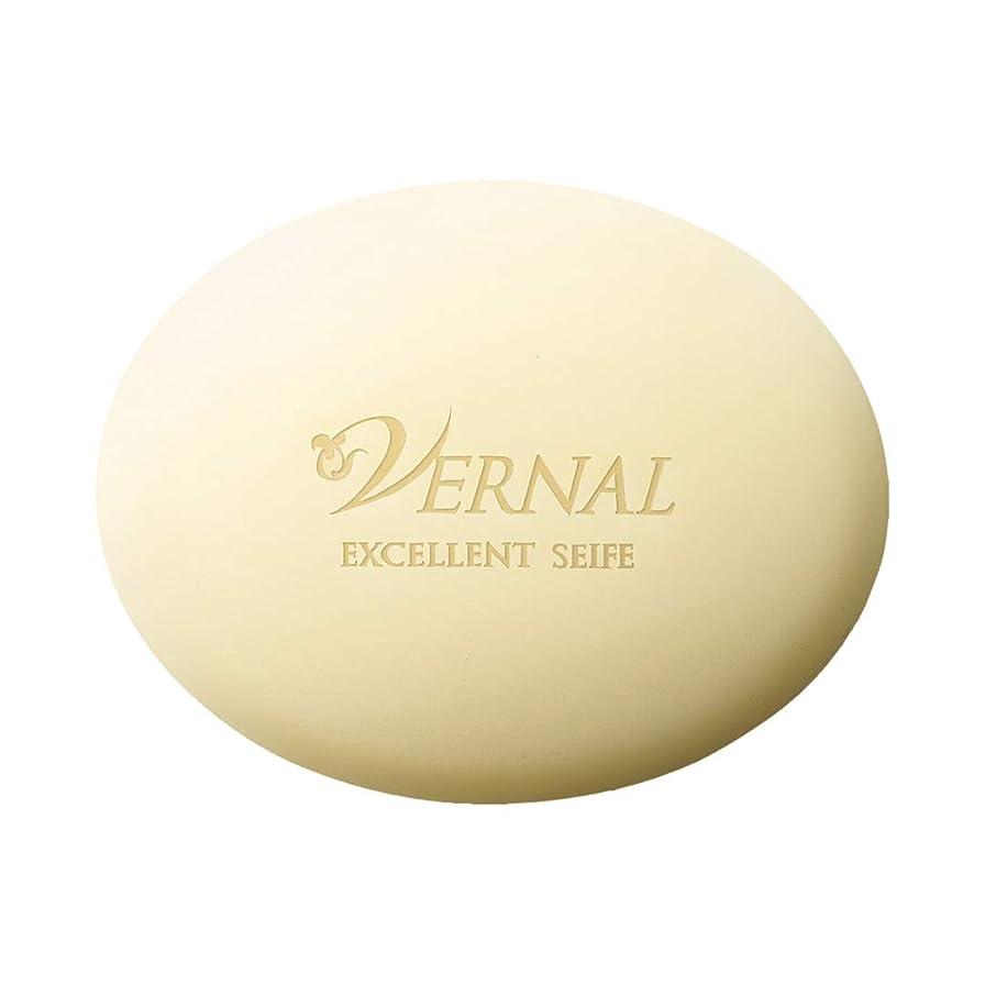 メタン測定可能弱めるエクセレントザイフ110g/ヴァーナル 洗顔石鹸 仕上げ洗顔