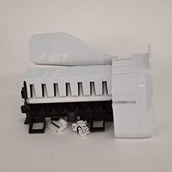 Frigidaire 808456301 Refrigerator Ice Maker Wiring Cover Genuine OEM part