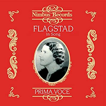 Flagstad in Song (Recorded 1935 - 1940)