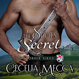 The Scot's Secret     Border Series, Book 4              By:                                                                                                                                 Cecelia Mecca                               Narrated by:                                                                                                                                 Tim Campbell                      Length: 7 hrs and 20 mins     1 rating     Overall 5.0