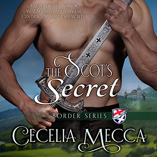 The Scot's Secret audiobook cover art