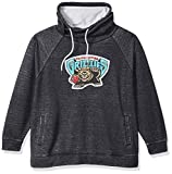 Touch by Alyssa Milano NBA Vancouver Grizzlies Spiral Sweatshirt Plus, 3X, Charcoal Grey