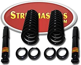 Strutmasters Rear Air Suspension Conversion Kit for 2004-2015 Nissan Armada