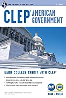 CLEPR American Government Book + Online (CLEP Test Preparation) by Dr. Preston Jones Ph.D.(2012-12-17)