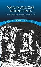 World War One British Poets: Brooke, Owen, Sassoon, Rosenberg and Others (Unabridged)