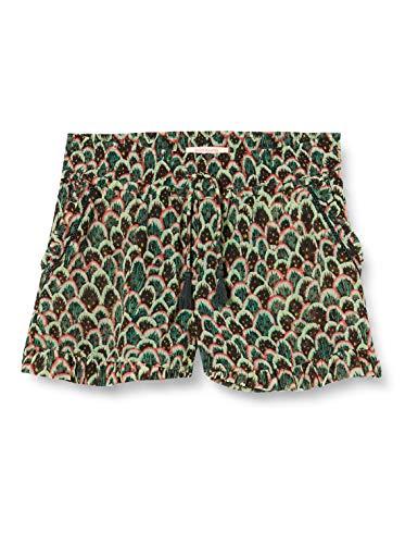 Scotch & Soda R´Belle Mädchen Print Chiffon Shorts, Mehrfarbig (Combo F 0222), 152 (Herstellergröße: 12)