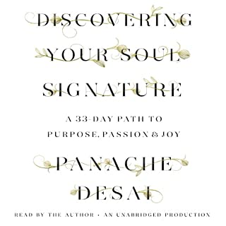 Discovering Your Soul Signature audiobook cover art