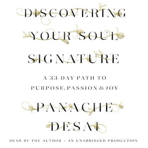 Discovering Your Soul Signature cover art