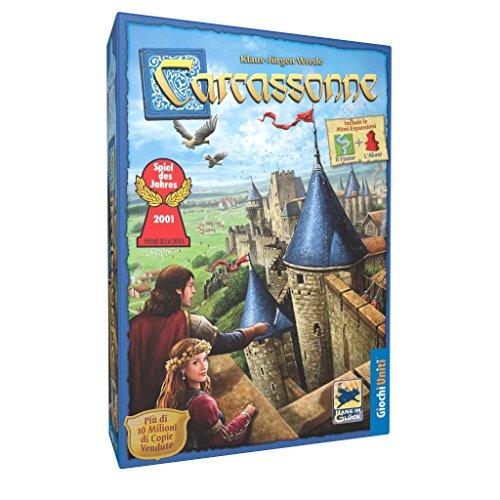 #4 CARCASSONNE