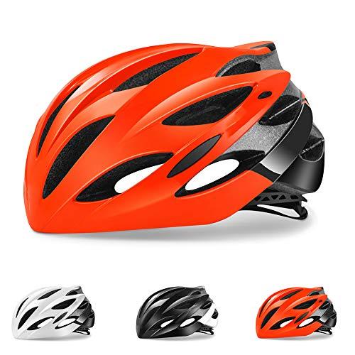 KuaiKeSport Casco Bicicleta Helmet de Bici,Casco Bicicleta Montaña para Hombres Mujeres,Ligero Cómodo...