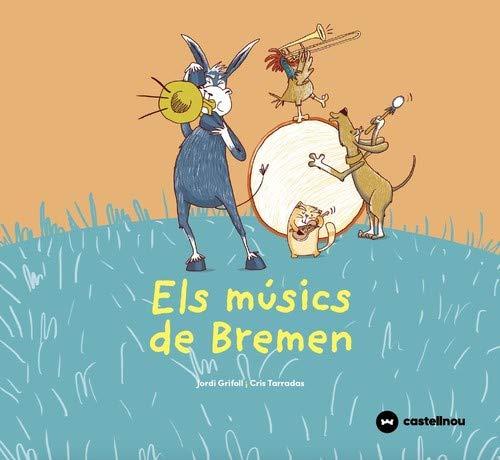 Els Músics De Bremen: 4 (Joc de contes)