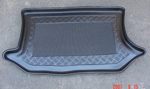 Omnipower Torrex Tapis de Coffre antidérapant pour Ford Fiesta mK6 (Type jH1/jD3) 10/2001–09/2008