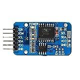 ARCELI Module Minuscule d'horloge en Temps réel de précision de Module de DS3231 AT24C32 I2C pour Arduino