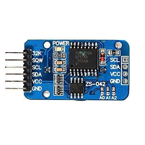 ARCELI Tiny DS3231 Módulo AT24C32 I2C Mó...