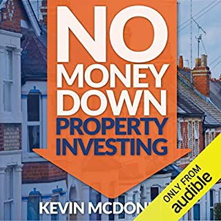 No Money Down Property Investing audiobook cover art