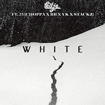 White (feat. 73, Choppa, Rb, Vk & Stackz)
