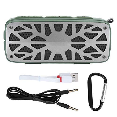 Mode Kabellos Bluetooth Lautsprecher, SupportMultipoint Verbindung Abs Mikro USB, DC5V, 600ma 2h Geladen Zeit Pro Draussen