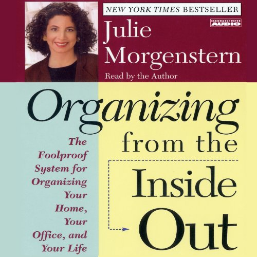 Organizing from the Inside Out audiobook cover art