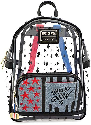 51arInJMUcL Harley Quinn Backpacks for School
