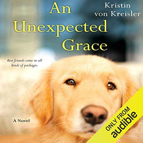 An Unexpected Grace audiobook cover art