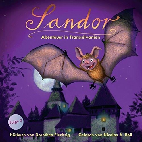 Abenteuer in Transsilvanien audiobook cover art