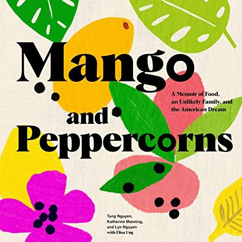 Mango and Peppercorns cover art