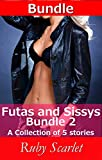 Futas and Sissys Bundle 2: A Collection of 5 Stories (futa-on-male, sissy, femdom, crossdressing)