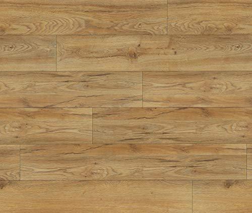 HORI® Klick-Vinylboden Eiche Landhausdiele natur Royal Cannes Altholz I für 18,44 €/m²