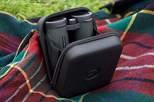 Praktica 10 x 42 mm Waterproof Ambassador Binoculars with ED Glass - Green