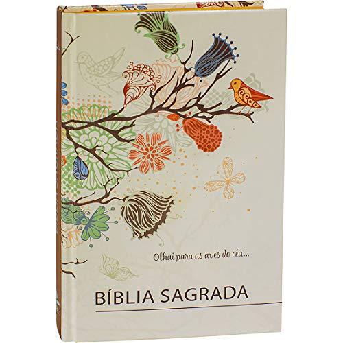 Bíblia Sagrada Almeida Revista e Corrigida - Capa Pássaro: Almeida Revista e Corrigida (ARC)