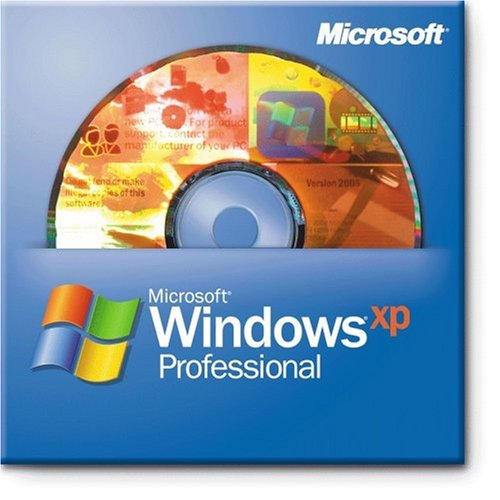Microsoft Windows XP Professional SP2B for System Builders - 1 Pack [Old Version]