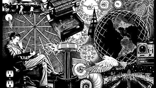 Jigsaw Puzzle 1500 Stukjes, Wetenschappelijk Denken En Uitvinding, 1500/1000/500 Stukjes, Brain Challenge Jigsaw Puzzle Games