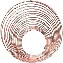4LIFETIMELINES Copper-Nickel Brake Line Tubing Coil - 3/16 Inch, 50 Feet