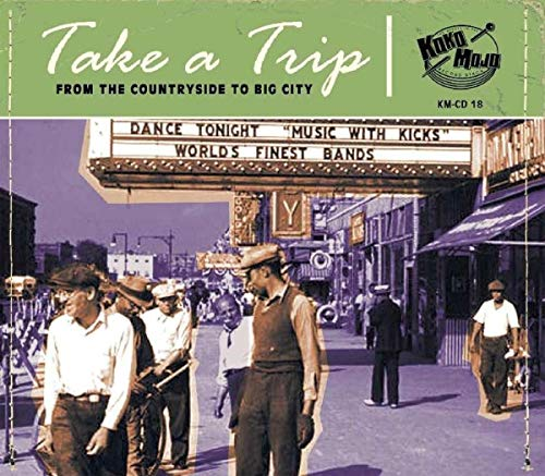 Take A Trip: From The Countryside To Big City