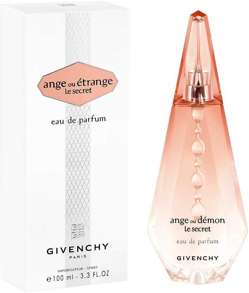 Givenchy ange ou demon le secret, eau de parfum per donna, 100 ml,spray 182247