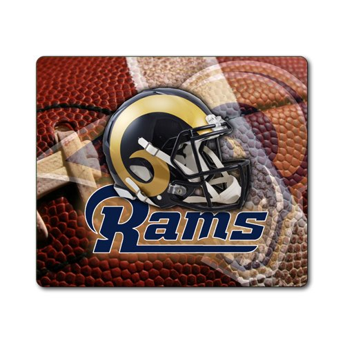 St. Louis Rams Football Large Mousepad Mouse Pad Great Gift Idea