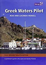 By Rod Heikell - Greek Waters Pilot: A Yachtsman's Guide to the Ionian and Aegean (12th Revised Edition) (2014-12-20) [Hardcover]