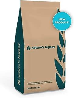 Nature's Legacy Organic Whole Wheat Flour 5 lb bag