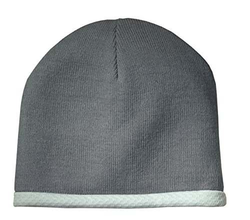 Sport-Tek® Performance Knit Cap. STC15 Athletic Heather OSFA