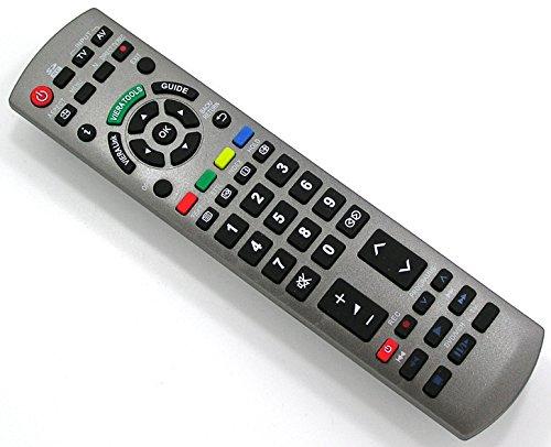 Ersatz Fernbedienung for Panasonic TV TX-P46GW20 TX-P50GW20