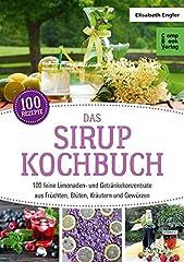 Sirup-Kochbuch: 100