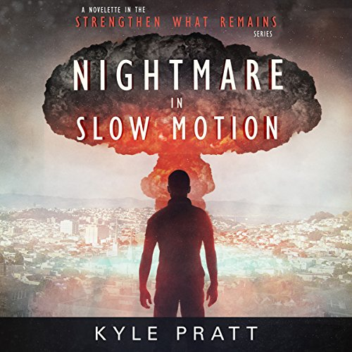 Nightmare in Slow Motion audiobook cover art