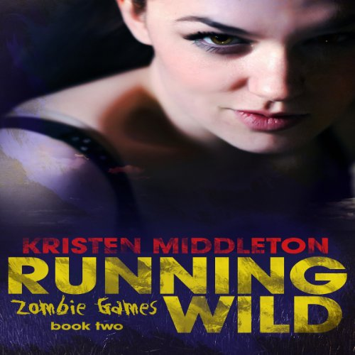 Running Wild audiobook cover art